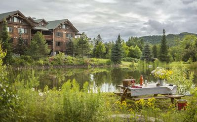 Photo for The Whiteface Lodge - Luxurious Rustic Accomodations!