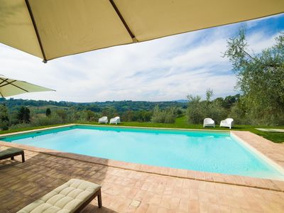 Photo for Lovely Villa with Swimming Pool close to Rome