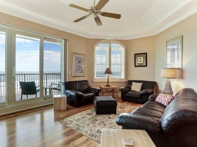 Photo for Beautiful OCEANFRONT condo with private balcony!