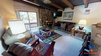 Photo for Close to Slopes and Ski Shuttle; Fireplace! Wren 307