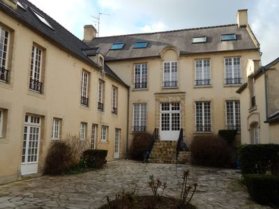 Photo for 1BR Apartment Vacation Rental in Bayeux, Normandie