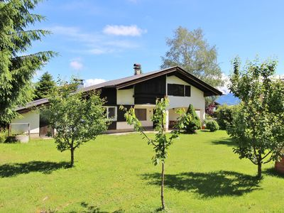 Photo for Detached Chalet with a garden and terrace, close to Saalbach Hinterglemm/Zell am See