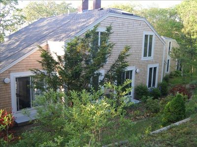 Photo for Striking 5BR/4BA Chilmark Contemporary with Views of the Sound