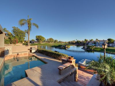 Photo for Pool Heater, Golf Course & Lake Views