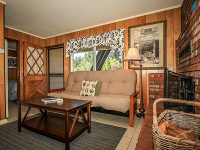 Photo for Country house 808 m from the center of Big Bear Lake with Parking, Internet (983697)