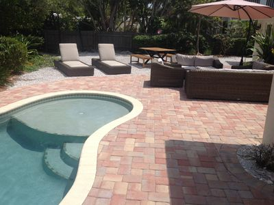 Photo for C-viewFlorida: Luxury, Prime AMI Location (Dock, Pool, Canal) Great for Families