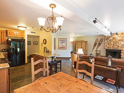 Cozy Fawn Grove condo just a half mile from Deer Valley's Snow Park Lodge