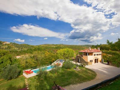 Photo for The Craftsman House - Villa Momiano - in the wine capital of Istria