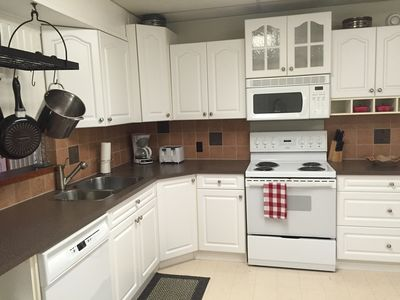 Photo for Family Friendly - Dual Suite Cottage in Sylvan Lake Cottage