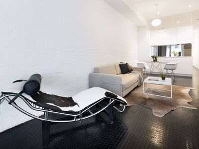 Photo for Designer Pad: Warehouse Apartment near Central Station