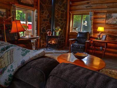 Photo for 2BR Cabin Vacation Rental in Columbia Falls, Montana