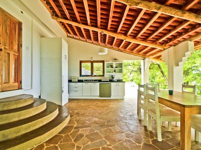 Photo for Amazing Beach Front Apartment In Nosara, Costa Rica