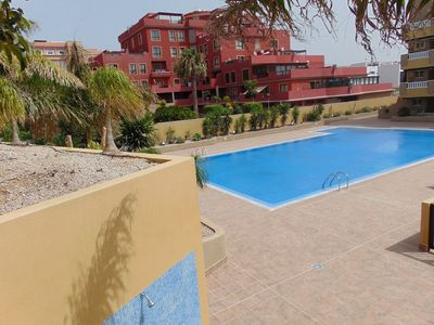Photo for Fabulous Apartment with pool in El Médano