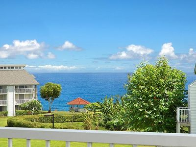 Photo for Cliffs 5-301: 1 Bedroom + Sleeping Loft / 2 Bath VIEW condo in Princeville