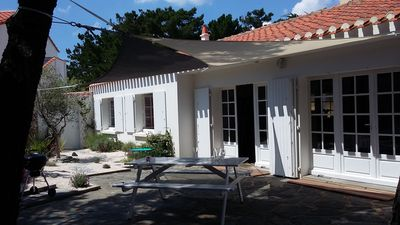 Photo for Holiday house Bretignolles sur Mer for 1 - 7 persons with 3 bedrooms - Holiday home