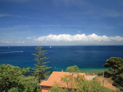 Photo for Apartment in the center of Porto Santo Stefano with Parking, Internet, Washing machine, Garden (118747)