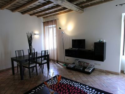 Photo for A wonderful 1 Bedroom flat in Roman Ghetto