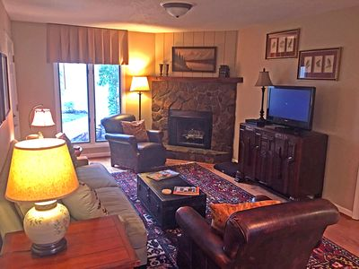 Photo for NEW! Downtown Blowing Rock Condo - 1st Floor - 2Bed 2Bath