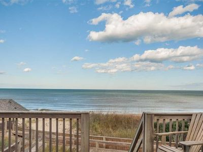 Photo for Sea-Duced: 5 BR / 5 BA duplex in Nags Head, Sleeps 10