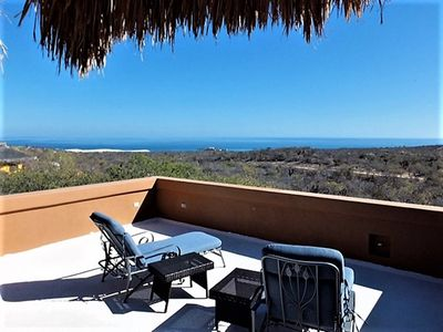 Photo for Two bedroom beach-view house - East Cape of Baja Mexico.