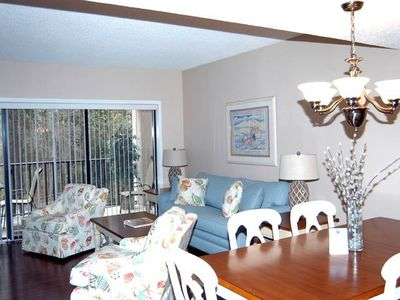 Photo for Village House 206: 2 BR / 2 BA villa in Hilton Head Island, Sleeps 6