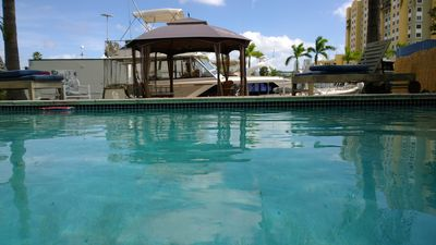 Photo for 3 Bedroom 2 Bath Pool Home on the Water Front, Miami River, near South Beach