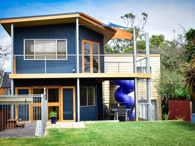 Photo for An ideal family entertainer only minutes' walk to the pristine Tyrone foreshore