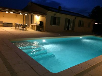 Photo for Villa in the Luberon for 9 people (Max. 10 people upon request)