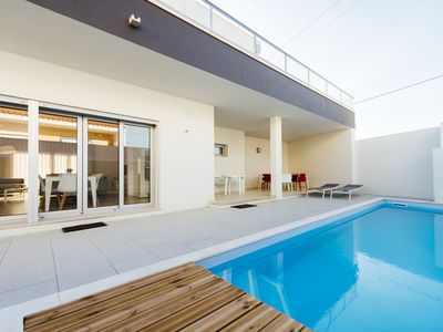 Photo for Villa Carolina - New Holiday home with private swimming pool in Famalicao