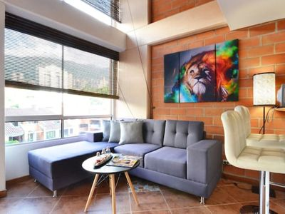 Photo for Two Story Apartment 5 min to Lleras