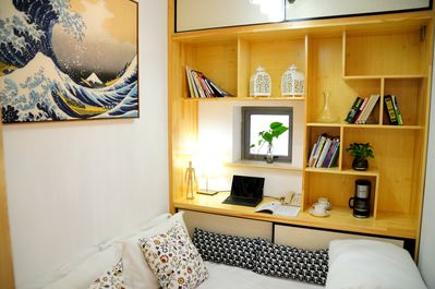 Japanese style apartment (pudong)
