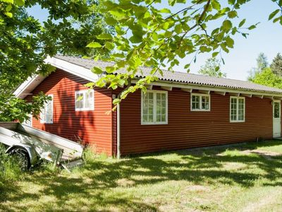 Photo for Vacation home Helgenæs in Knebel - 8 persons, 3 bedrooms