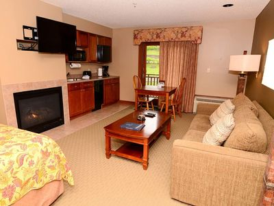 Photo for A216 - Studio Standard View Suite at Lakefront Hotel