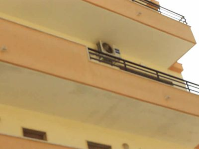 Photo for Apartment Only a Few Meters from the Beach with Air Conditioning