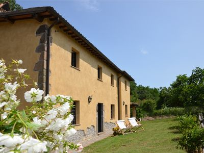 Photo for Le Coste (Orvieto) May June 15% discount garden view, swimming pool in the company