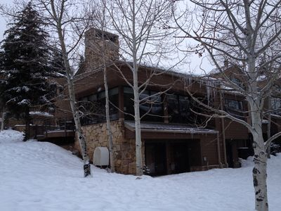 Photo for Lower Deer Valley, Spacious, Sunny, Contemporary, Great Views!