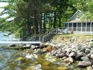 4BR Cottage Vacation Rental in Sebago, Maine