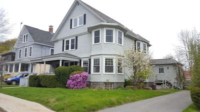 Photo for Downtown Bar Harbor, walk to everything, great location on a popular street.