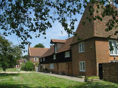 Photo for Oast house on picturesque village green