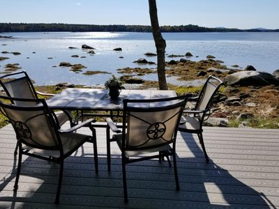 Eagle's Rest, a Waterfront B & B Near Bar Harbor