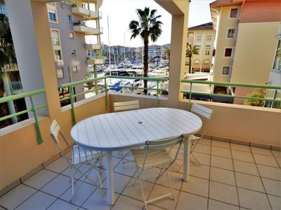 Photo for 2 bedroom apartment Port Frejus