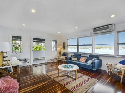 Photo for Noosa North Shore, Waterfront - 7 Noosa River Dr - Pet Friendly