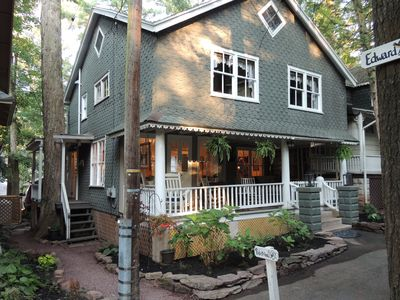 """Newly restored cottage/home """"While We're At It"""" 4 bed/2 bath"""