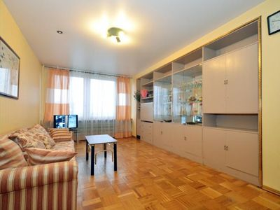 Photo for 2-room apartment in Moscow. (ID 027)