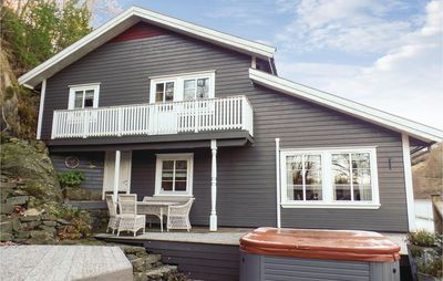 Photo for 5 bedroom accommodation in Lyngdal