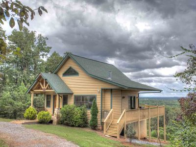 Bella Vista- Most Popular Cabin!  Amazing Views from Jacuzzi Indoor Spa