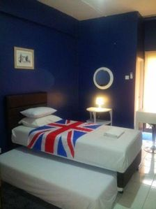 Photo for 1BR Apartment Vacation Rental in South Jakarta, Jakarta