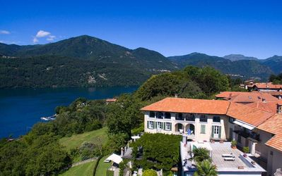 Photo for Holiday house Pettenasco for 16 - 20 persons with 10 bedrooms - Holiday house