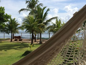 Comfort and coziness foot in the sand in Barra Grande