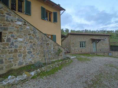 Photo for Vacation home Il Podere in Gaiole in Chianti - 14 persons, 7 bedrooms